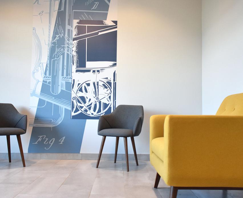 An example of OW|EN's interior design capabilities